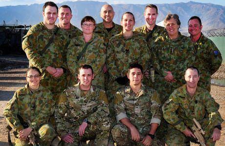 Australian Army Corps Australian Army