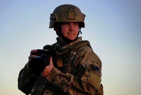 Australian Army Public Relations Service