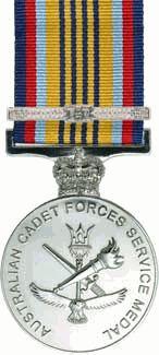 Australian Cadet Forces Service Medal