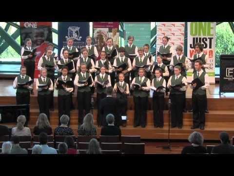 Australian Children's Choir The Australian Children39s Choir YouTube