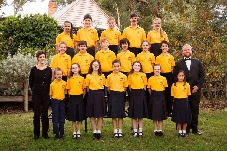 Australian Children's Choir Training Ensembles The ACC
