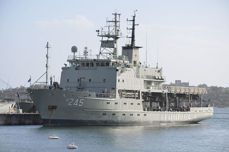 Australian Hydrographic Service
