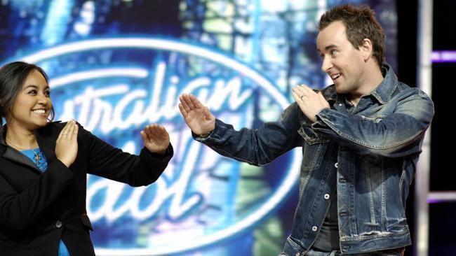 Australian Idol Where Are They Now Australian Idol RunnerUps Blitz UNSW