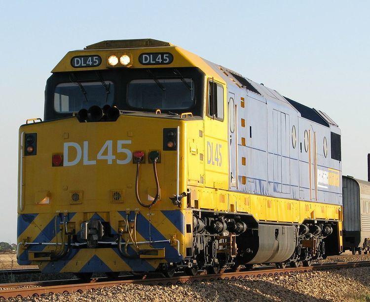 Australian National DL class