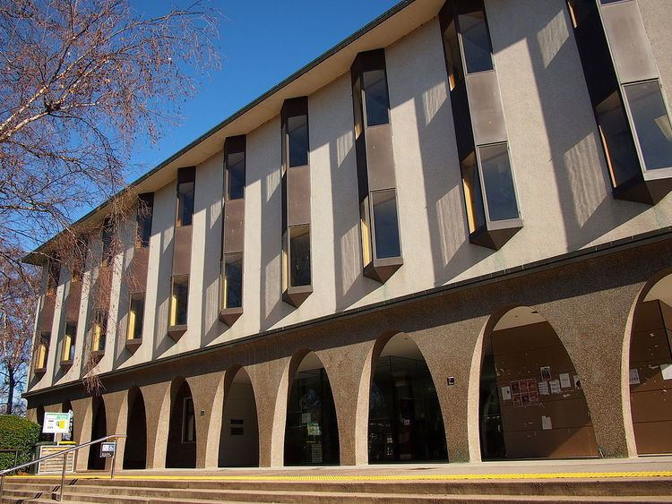 Australian National University Library