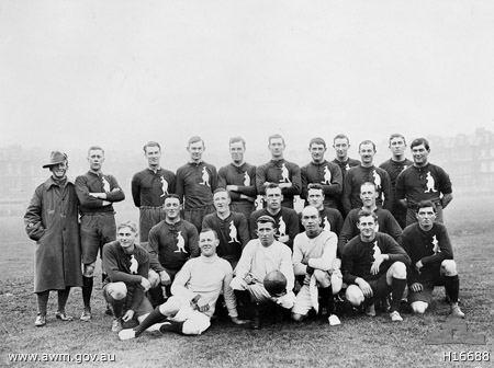 Australian rules football exhibition matches