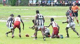 Australian rules football in Australia httpsuploadwikimediaorgwikipediacommonsthu
