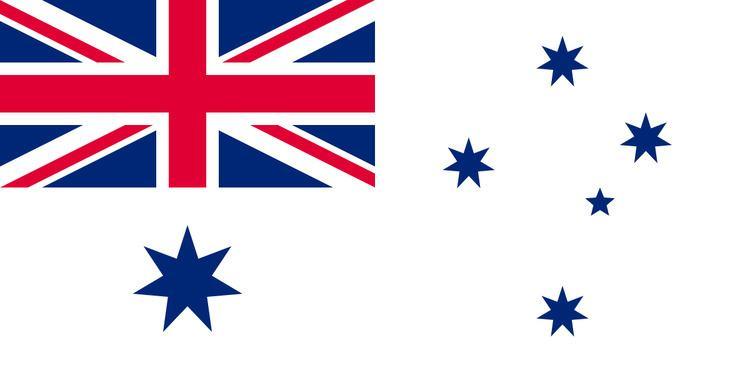 Australian White Ensign