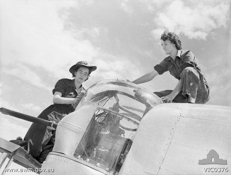 Australian women during World War II