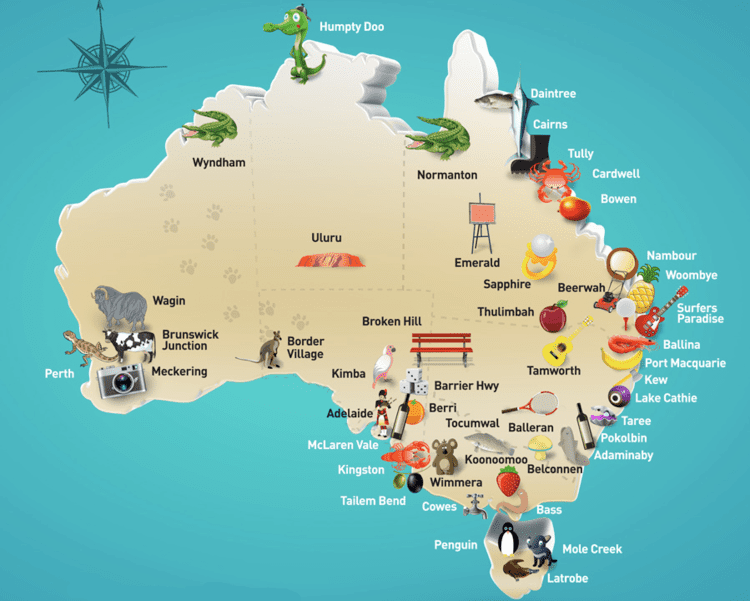 Australia's big things Big Things in Australia