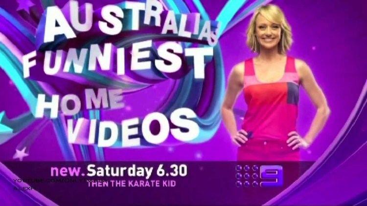 Australia's Funniest Home Videos Australia39s Funniest Home Video Show Channel Nine Promo YouTube