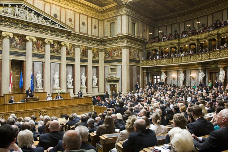 Austrian Parliament Historic decision by Austrian Parliament on Koban and Shengal