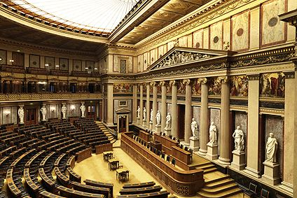 Austrian Parliament BGCLivecom