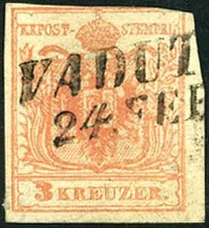 Austrian post offices in Liechtenstein