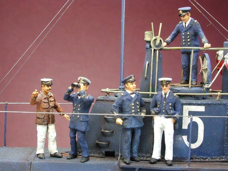 Austro-Hungarian Navy Austro Hungarian Navy Command Wiener Modelbau Manufactur