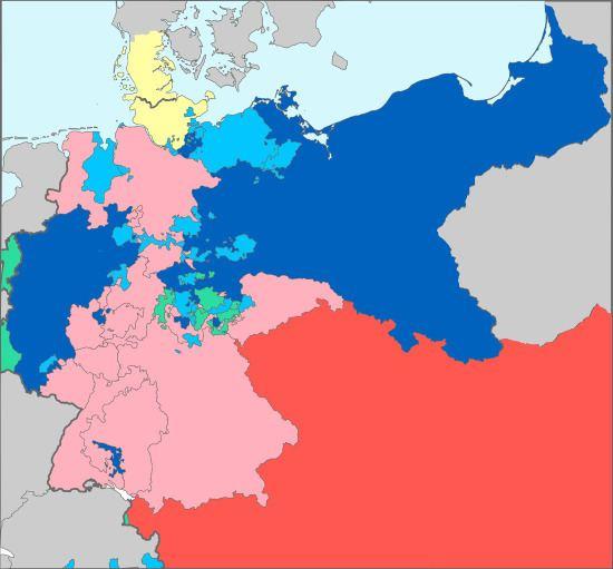 Austro-Prussian War AustroPrussian War Wikipedia