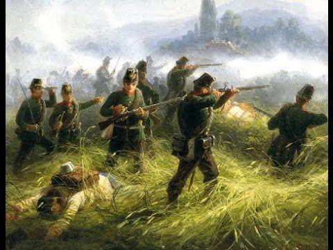 Austro-Prussian War The AustroPrussian War YouTube
