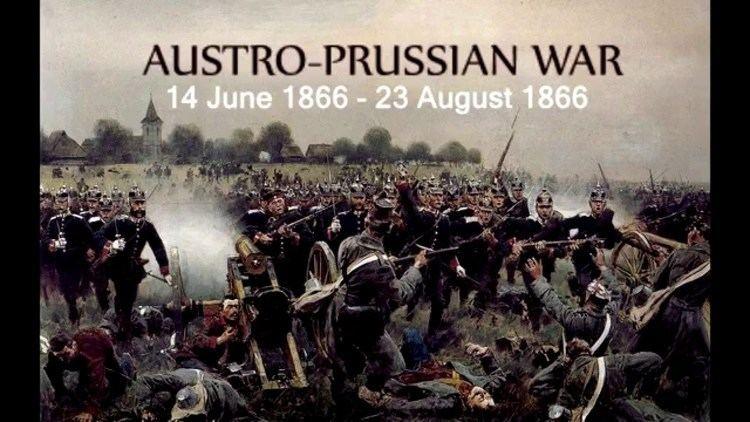 Austro-Prussian War AustroPrussian War 1866 YouTube