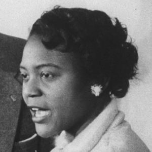 Autherine Lucy Autherine Lucy Civil Rights Activist Activist Educator
