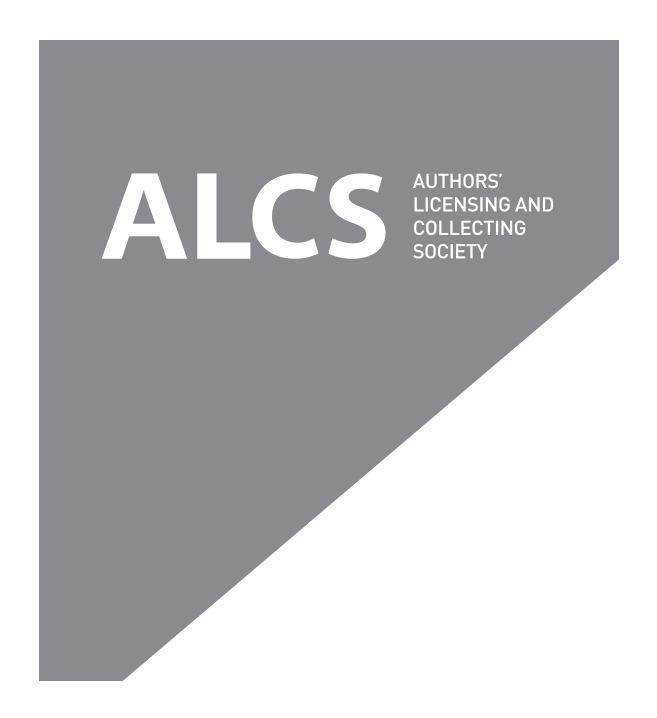 Authors' Licensing and Collecting Society