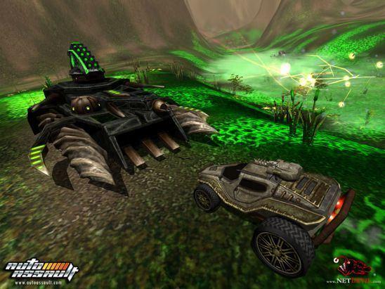 Auto Assault Auto Assault Online Game of the Week