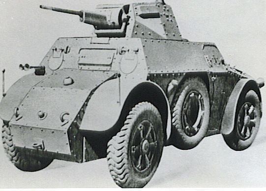 Autoblinda Fiat-Ansaldo