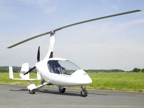 AutoGyro Calidus Calidus Gyrocopter Training International Gyrocopter training