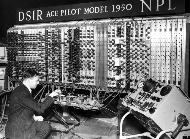 Automatic Computing Engine The National Physical Laboratory39s Pilot Automatic Computing Engine