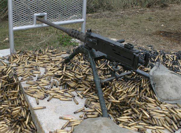 Automatic firearm
