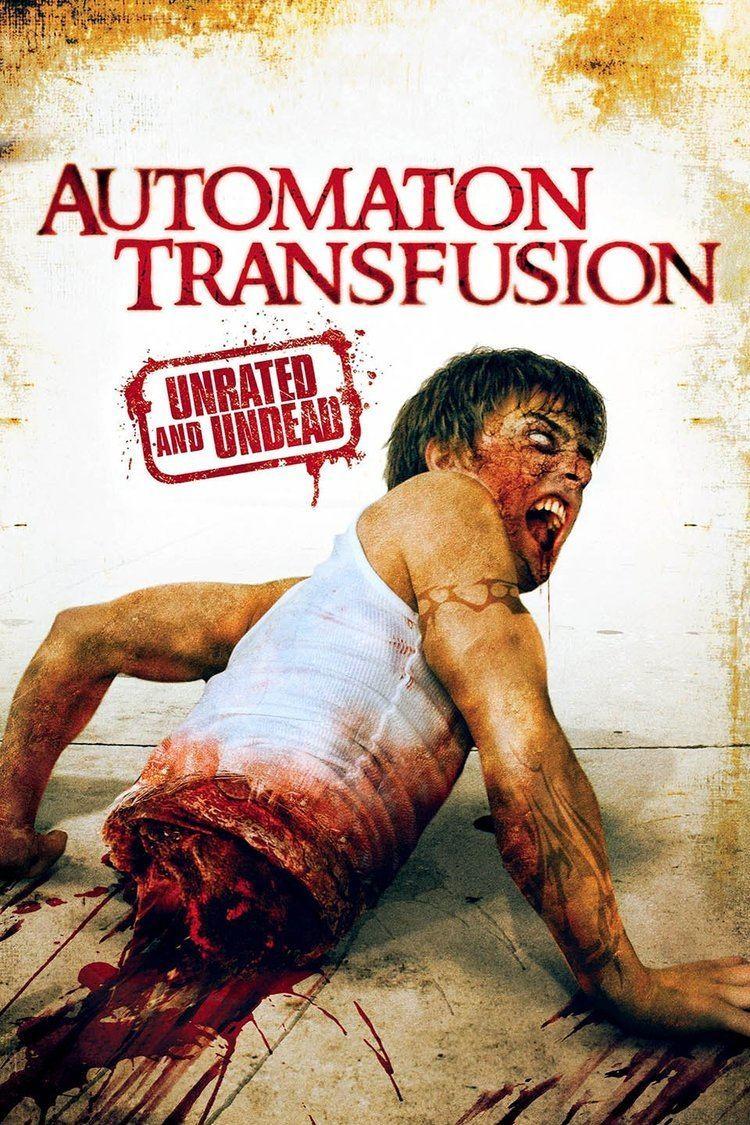 Automaton Transfusion wwwgstaticcomtvthumbmovieposters174707p1747