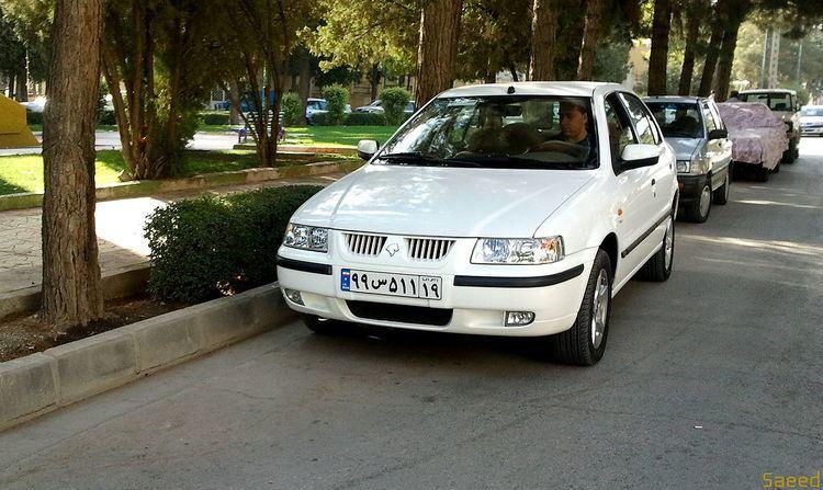 Automotive industry in Iran