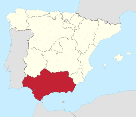 Autonomous communities of Spain wwwgeographyiostaticimagesgeons35geography