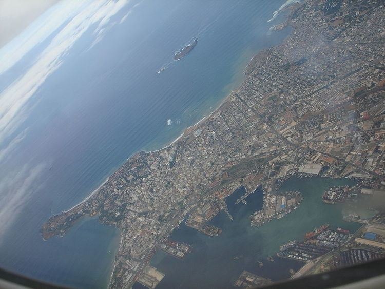Autonomous Port of Dakar