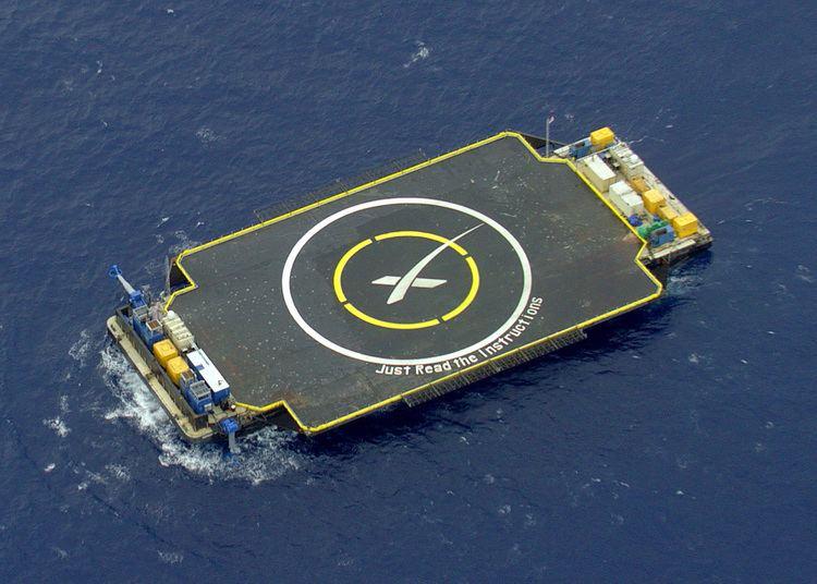 Autonomous spaceport drone ship Autonomous spaceport drone ship Wikiwand