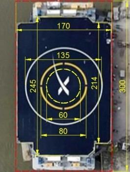 Autonomous spaceport drone ship wwwnasaspaceflightcomwpcontentuploads201411