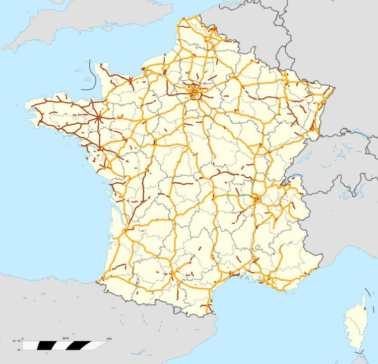 Autoroutes of France