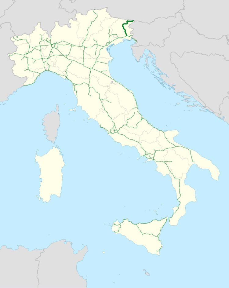 Autostrada A23 (Italy)