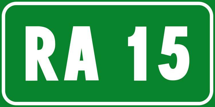 Autostrada RA15 (Italy)