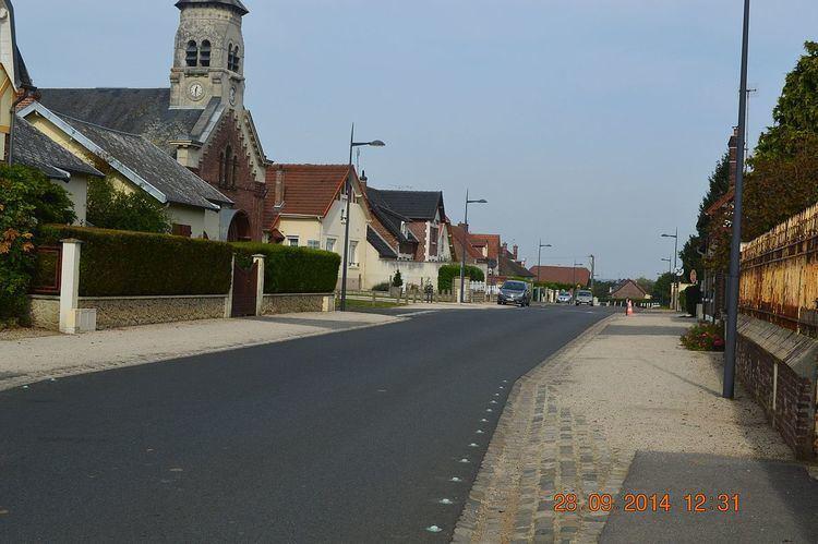 Autreville, Aisne