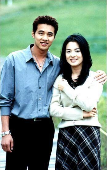 Autumn in My Heart Autumn in my Heart Korean Drama 2000 HanCinema
