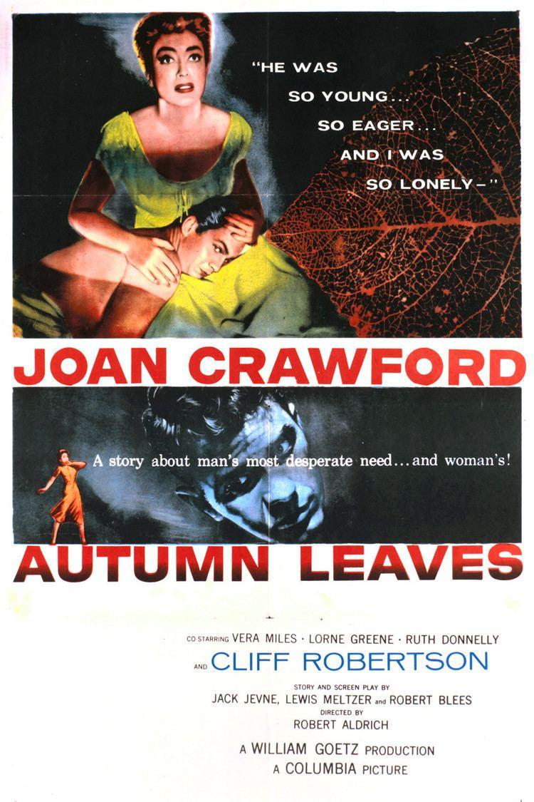 Autumn Leaves (film) wwwgstaticcomtvthumbmovieposters37952p37952