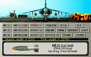 AV-8B Harrier Assault AV8B Harrier Assault Screenshots for DOS MobyGames