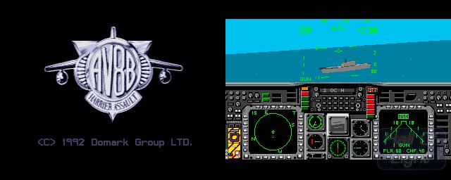 AV-8B Harrier Assault AV8B Harrier Assault Hall Of Light The database of Amiga games