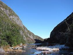 Avalanche Lake (New York) httpsuploadwikimediaorgwikipediacommonsthu