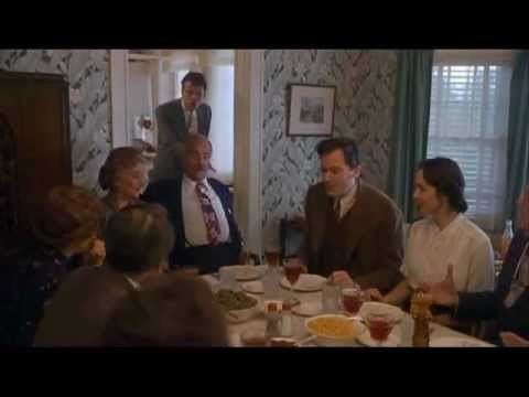 Avalon (1990 film) Avalon 1990 You cut the turkey without me YouTube