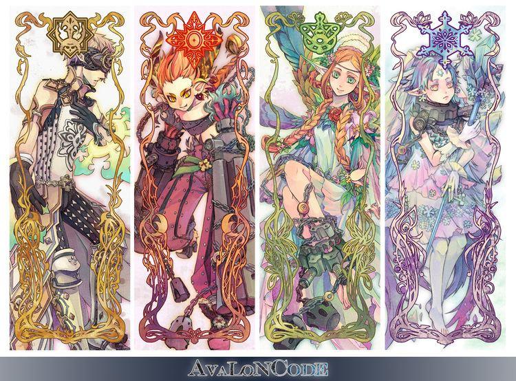 Avalon Code Avalon Code Zerochan Anime Image Board