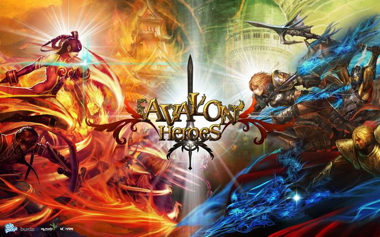 Avalon Heroes Avalon Heroes Review and Download MMOBombcom