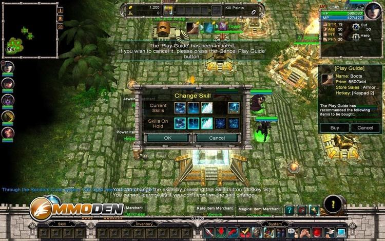 Avalon Heroes Avalon Heroes Review News Videos amp Walkthroughs MMODen