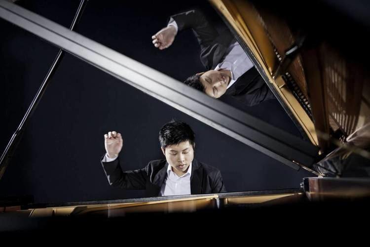 Avan Yu Piano star Avan Yu returns home for Lunar New Year celebrations