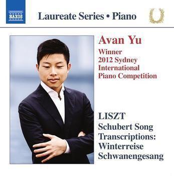 Avan Yu Recordings Avan Yu pianist